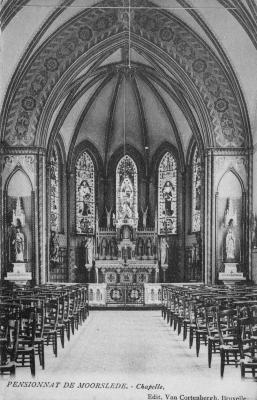 Interieur Kapel Moorslede