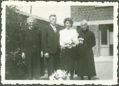Foto's uit een trouwreportage
