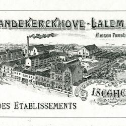Visitekaartje Vandekerckhove-Laleman