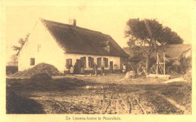 Lievenshoeve, Moorslede