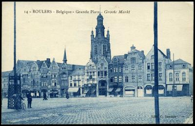 Grote Markt Roeselare