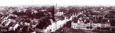 Dubbele panoramafoto, Roeselare