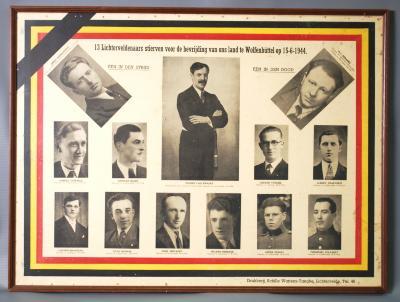 Herdenking WO II, Lichtervelde, 1944