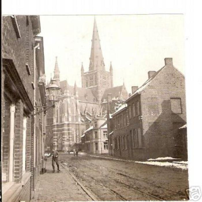 Beselarestraat, Dadizele 1916
