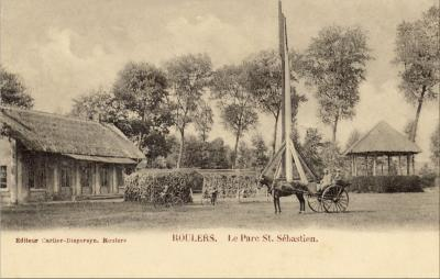 Sint-Sebastiaanspark, Roeselare