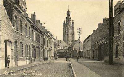 Wallenstraat, Roeselare