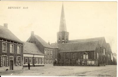 Kerk,  Beveren
