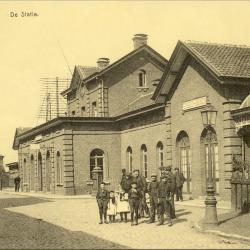 Stationsgebouw en omgeving, Roeselare