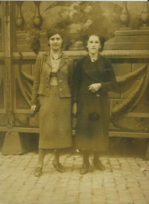 Vriendinnen, Gits, 1920