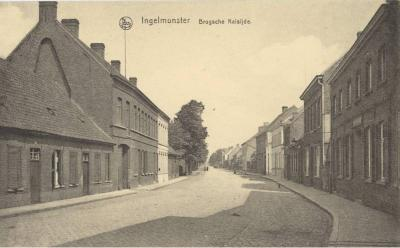 Brugsche Kalsijde, ca 1910