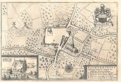 Lichtervelde anno 1641