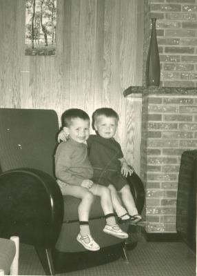 Bij de groottante, Gits, 1969