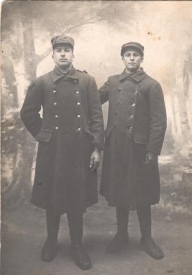 Hector en Emiel Vincke, Strobome Moorslede