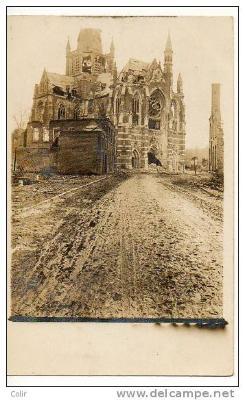 Kerk na bombardementen, Moorsledestraat