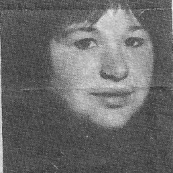 Kandidaten prinses carnaval te Gits 1985