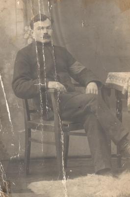 Odiel Deceuninck, soldaat tijdens Eerste Wereldoorlog, Dadizele