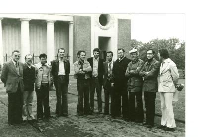 Klastitularissen VTI, Roeselare, 16 juni 1977