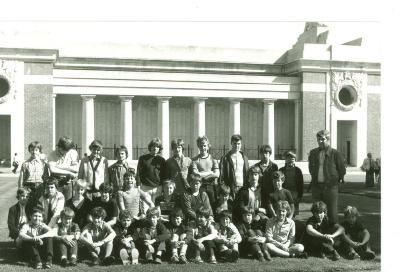 Oriëntatiejaar VTI, Roeselare, 29 juni 1981