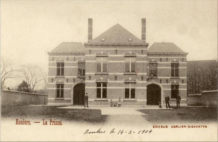 De gevangenis, Roeselare