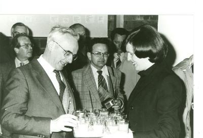 Open Schooldagen VTI, Roeselare, 24 mei 1980