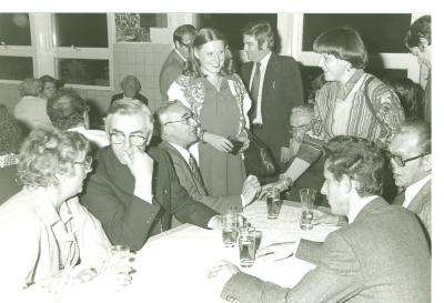 Mosselsouper VTI, Roeselare, 30 september 1978