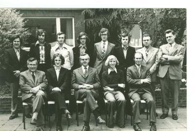 4 HSTM VTI, Roeselare, juni 1974