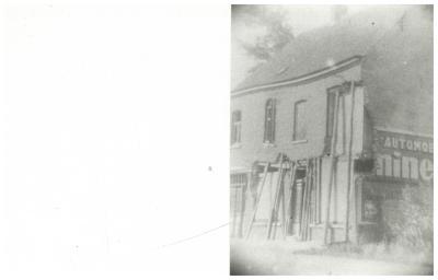 Huis Haelvoet Marcel Bruggestraat Mei 1940