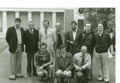 Klastitularissen VTI, Roeselare, 14 juni 1979