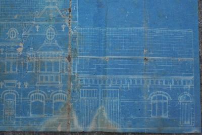 Plannen wederopbouw Dadizele na Eerste Wereldoorlog