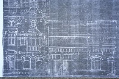 Plannen wederopbouw Dadizele, 15 april 1920