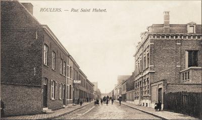 St Hubrechtsstraat, Roeselare