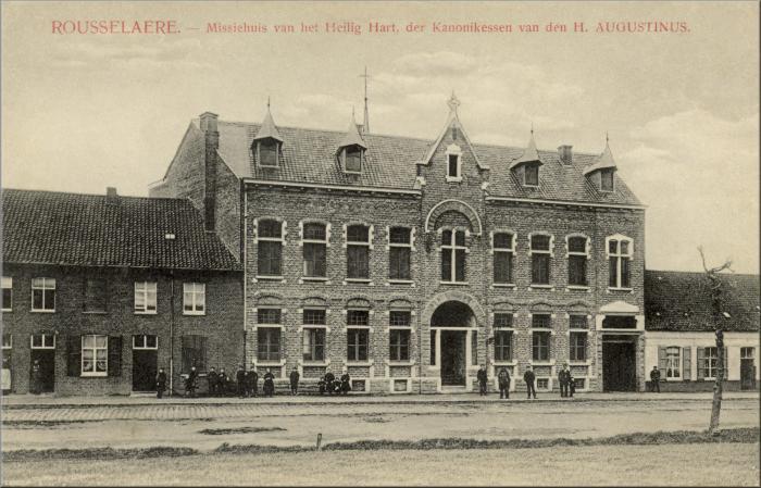 Missiehuis van het Heilig Hart, Roeselare