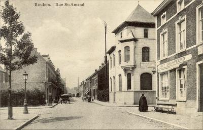 St Amandsstraat, Roeselare