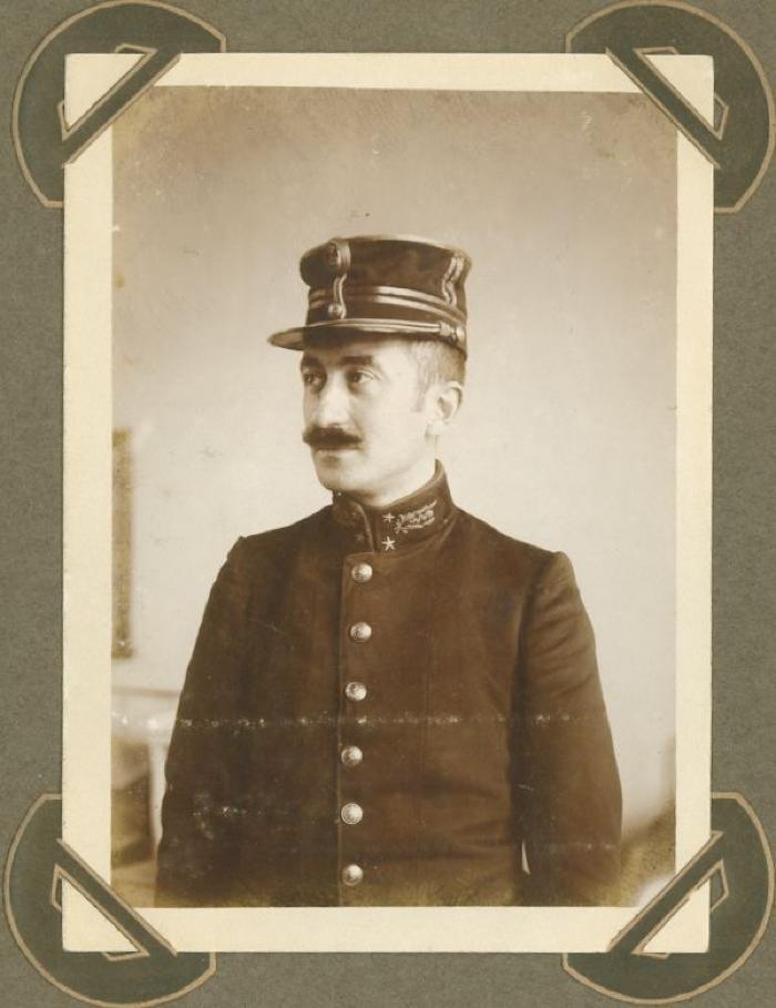 Apotheker A. Lybeer H.E.A Adinkerke
