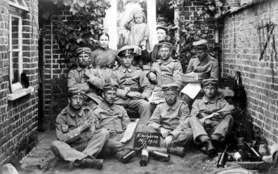 Emelgemse soldaten in Nederland, 26 juli 1915