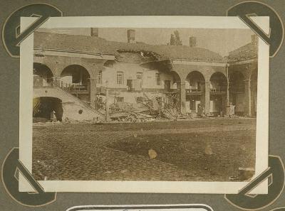Kazerne Ieper, 3 maart 1915