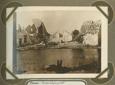 Roodepoort hoeve, 4 oktober 1915