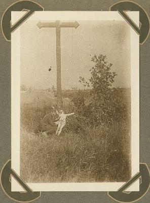 Kruisbeeld van Ramskapelle, 22 september 1915