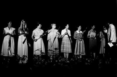 Groep batjesprinsessen, 1982