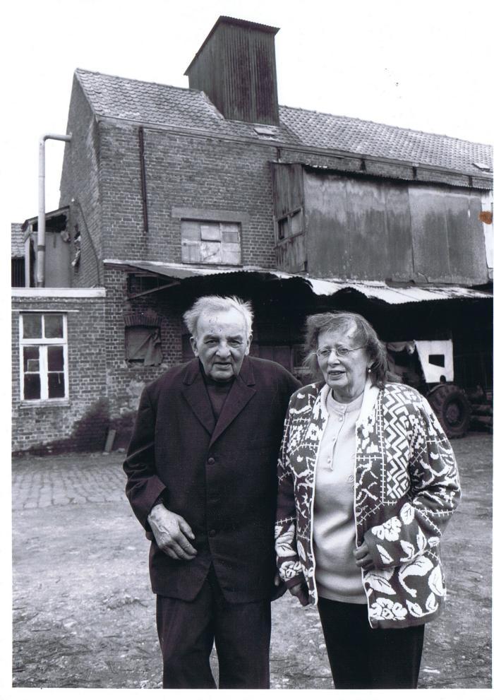 Isabelle en Germain Vancoillie Lichtervelde