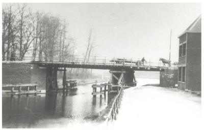 Centrumbrug, Ingelmunster, ca 1941