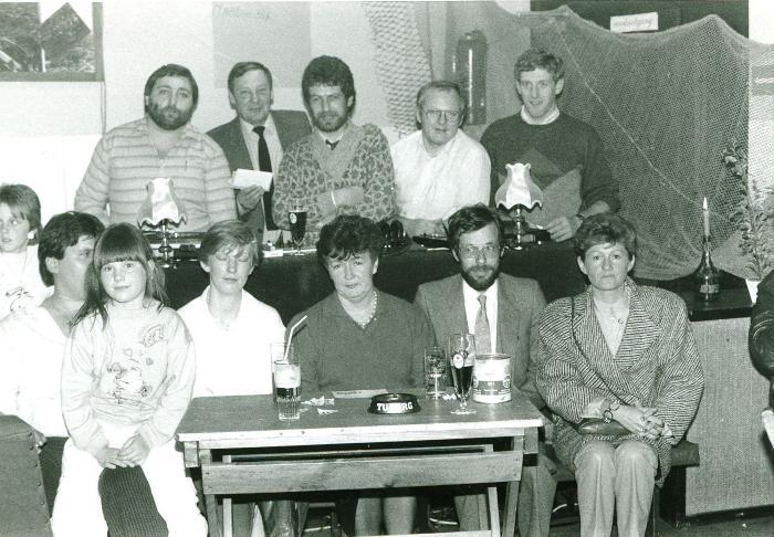 Schoolkaarting en tombola, Lichtervelde , 23 oktober 1986