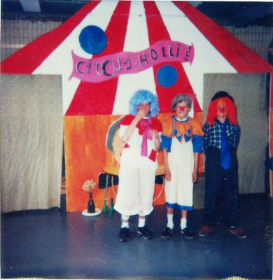Schoolfeest, Lichtervelde,13 juni 1987