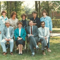 Lerarenkorps, Lichtervelde, 1987
