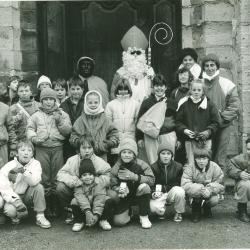 Sinterklaasfeest, Lichtervelde, december 1987
