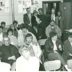 Infoavond gedrag bij kinderen, Lichtervelde, maart 1988