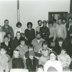 Opendeurdag, Lichtervelde, juni 1988