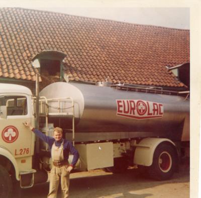 Melkvoerder Jacques Defever, Eurolac (1966-1985), Moorslede