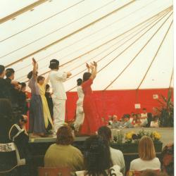 Schoolfeest 6de leerjaar, Lichtervelde, 1995-1996
