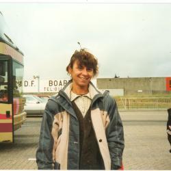 Schoolreis 6e leerjaar, schooljaar 1995-1996